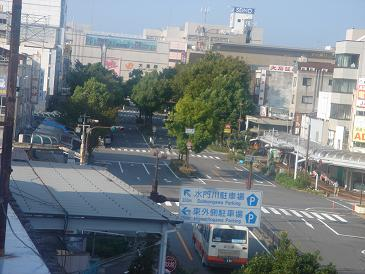 大垣駅南口メインストリート