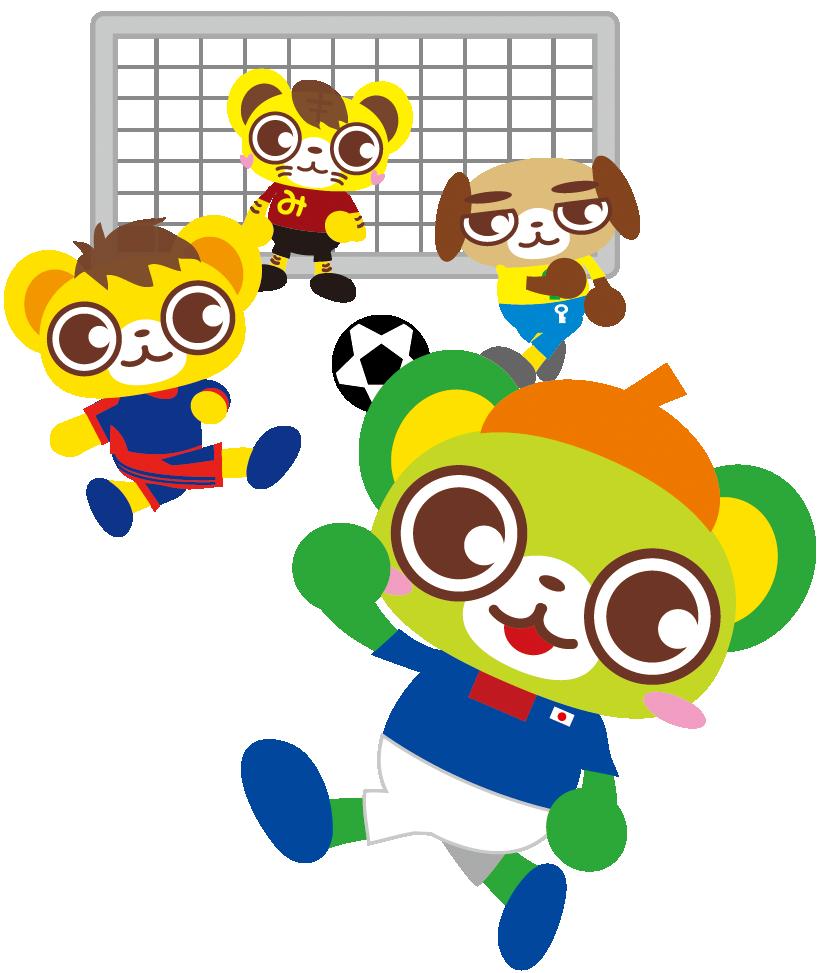 大崎一番太郎)サッカー