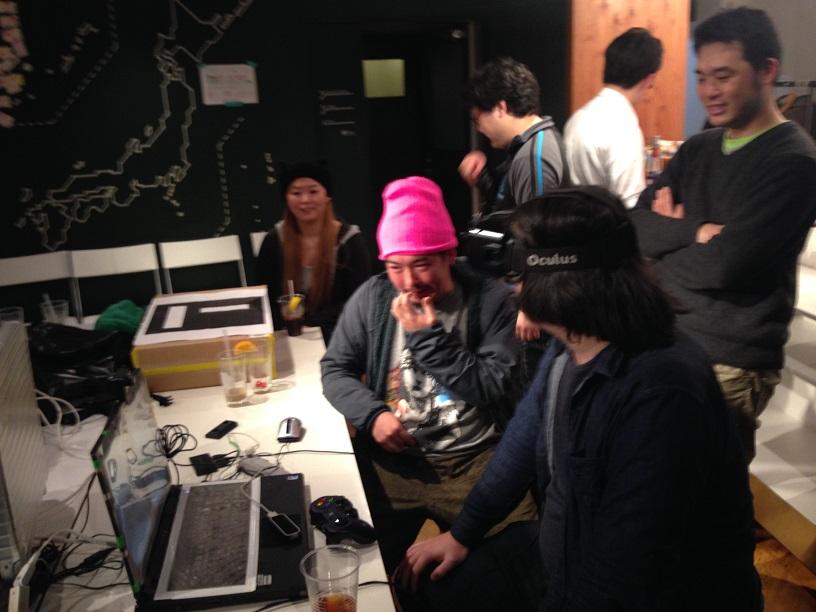 電脳カフェ展示様子06