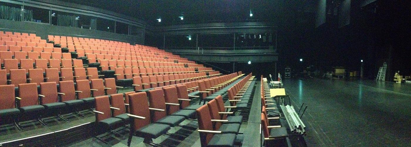 YCAM大ホール