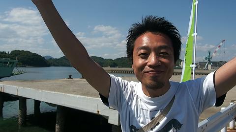 末吉さんへのビデオメッセージで登場してくれました。「クウジット万歳!」